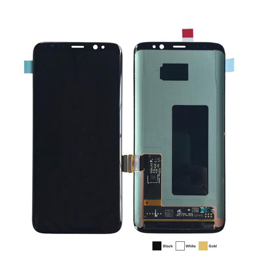 Samsung Galaxy S8 edge plus lcd G955 G955F G955A G955FD G955P G955S S9 edge plus LCD display touch screen Digitizer