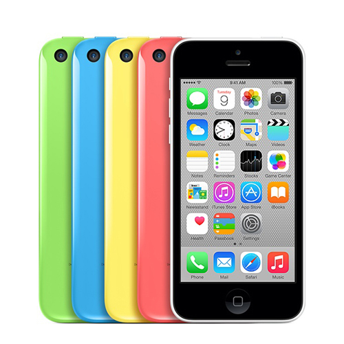 Apple iPhone 5C Unlocked Dual Core cell phone 8GB/16GB/32GB ROM WCDMA 3G