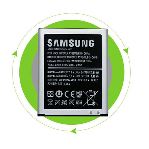 Original Samsung Battery for Galaxy S3 i9300 i9305 i747 i535 L710 T999 2100mAh
