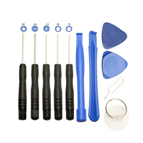 Cell Phones Opening Pry Repair Tool Kits Smartphone Screwdrivers Tool Set For iPhone Samsung HTC Moto Sony