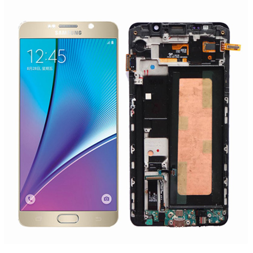 SAMSUNG Note 5 LCD N920 Touch Screen Digitizer Assembly