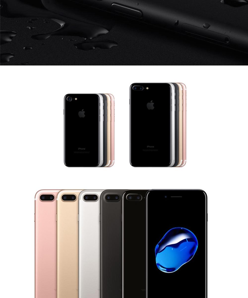 Original Unlock Apple Iphone 7 Plus Ios 10 Quad Core A10 Cellphone Samsung Galaxy S7 Edge G935 128 Gb Previousapple 6 Mobile Phone 4g Lte 47 55 Ips 1gb Ram 16 64 128gb Fingerorint Smartphone Nextsamsung